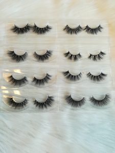 dbf8d8a9f4b 3D mink strip lashes are arguably the best of the best when it comes to false  lashes. Easier to use and longer lasting, 3D eyelash strips are actual  strips ...
