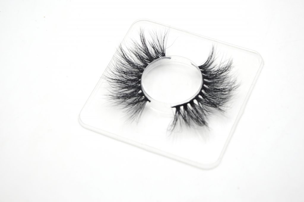 3d 25mm mink lashes dh002-1