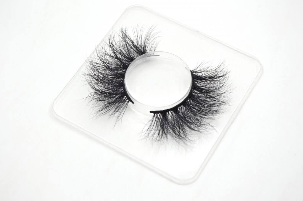 3d 25mm mink lashes dh003-1