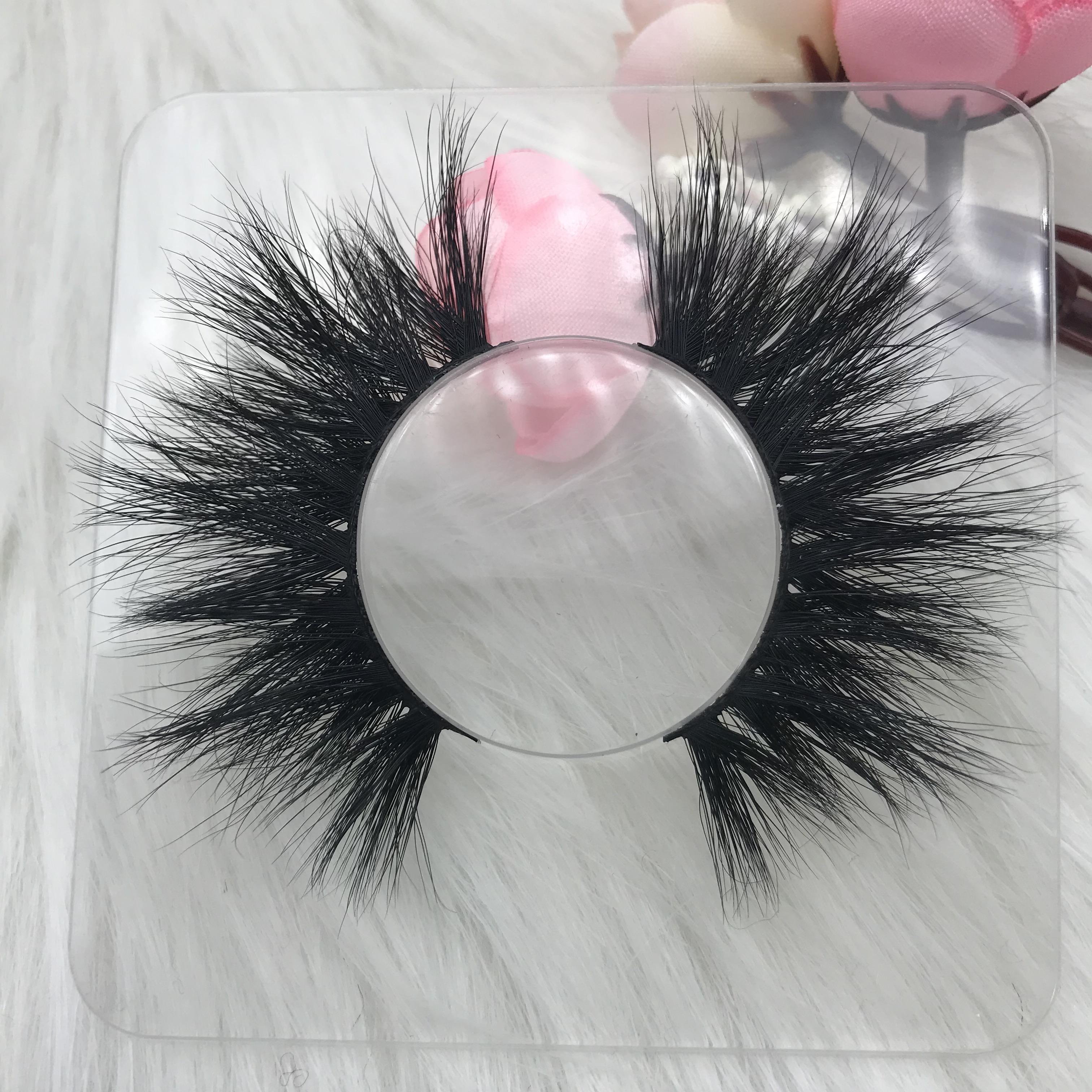 long mink lashes